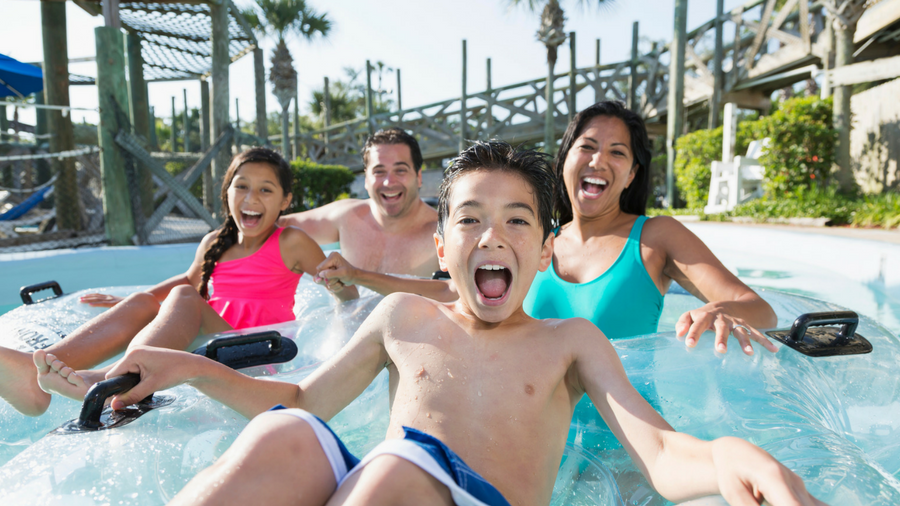 Plan the family vacation together!