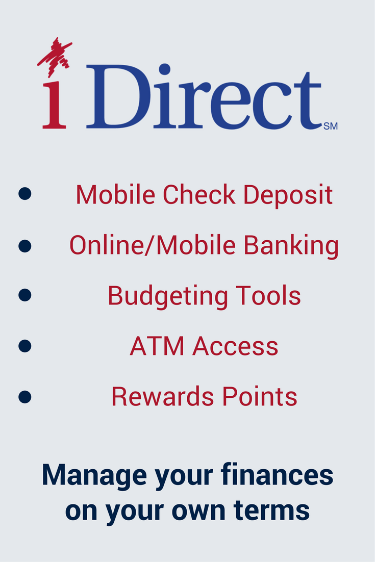 iDirect graphic listing services