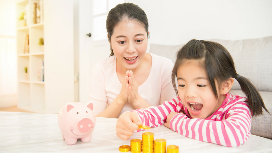 How to establish a budget for your kids