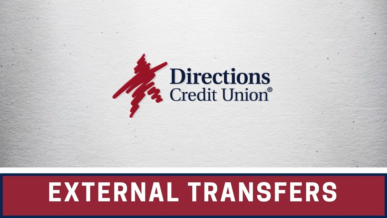 Learn how to do external transfers in online banking