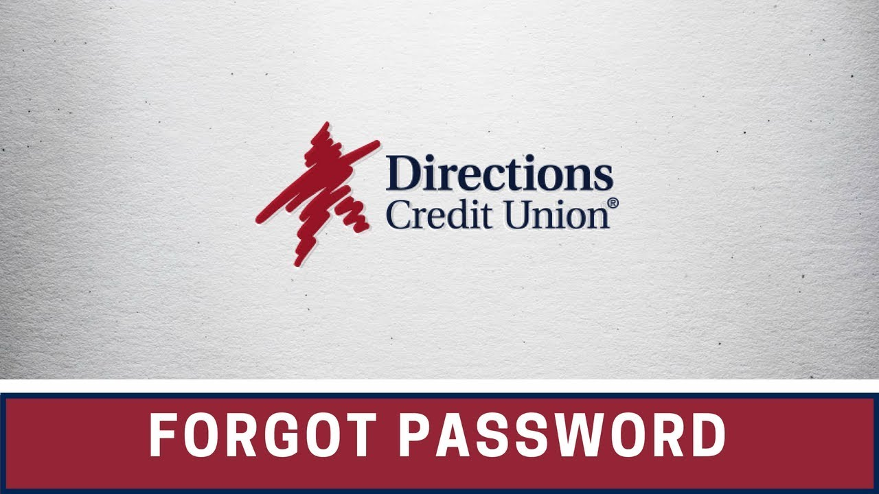 Learn how to reset a forgotten password in online banking