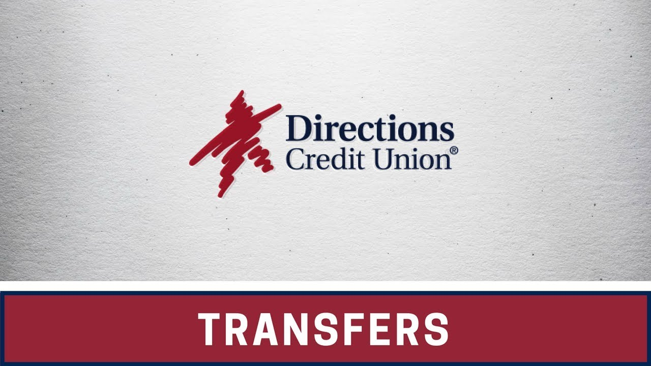 Learn how to complete transfers in online banking