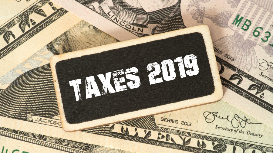 2019 Tax Scams